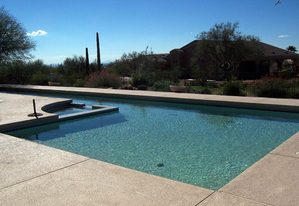 Arizona pool builders commercial pools arizona for Pool builders in az
